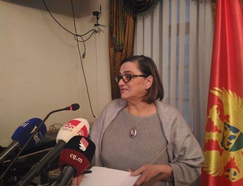 Перовић: Увијек смо били чврст опозициони субјект у борби против овакве власти и зато платили огромну цијену